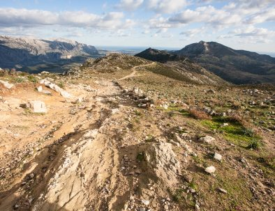 La cresta di Pontesu